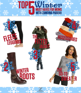 5 winter must haves