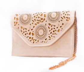 'Snowflake' Clutch Purse