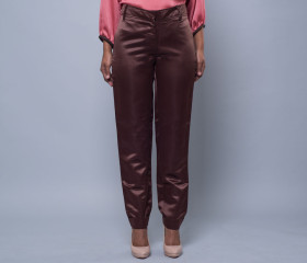 Maisie Pant Chocolate Brown