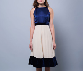 Jezebel Fit and Flair Dress