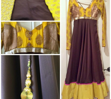custom Indian outfit for clients