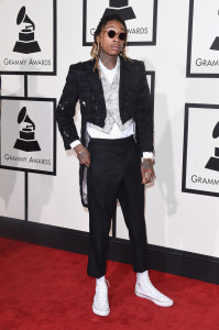 Wiz-Khalifa-2016-Grammy-Awards-Picture-Thom-Browne-Tuxedo