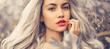 Pull Off the Grey Hair Trend in Any Skin Tone!