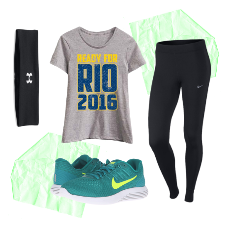 Rio Olympics Outfit