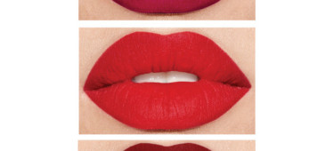 50 Shades of RED Lipstick!
