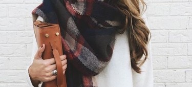 5 Way to Style your Scarf for the Fall