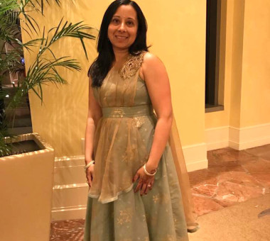 Reception Outfit – Indowestern