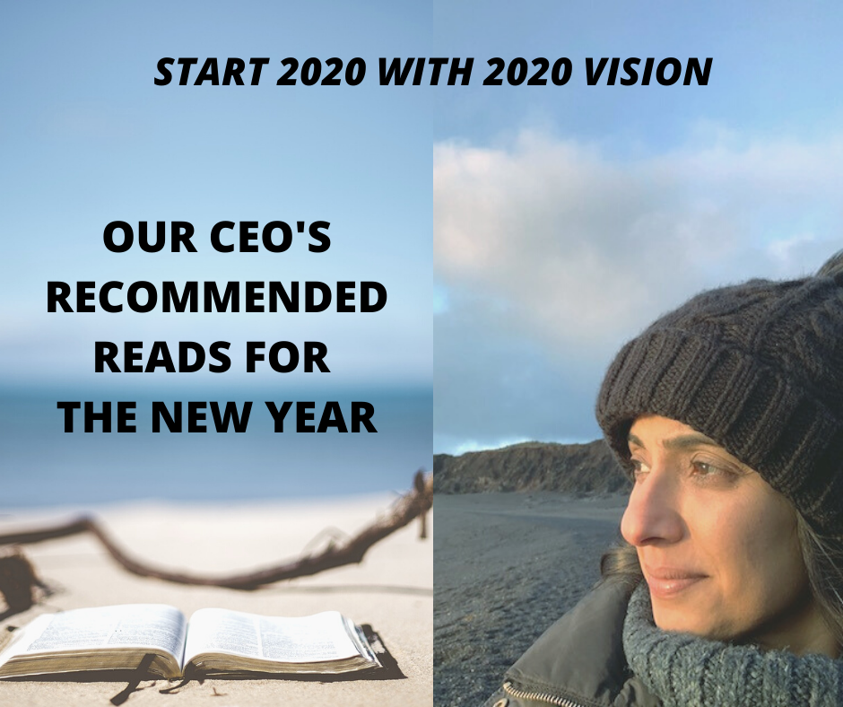 Looking to transform your life in 2020? Start with what you read this year!