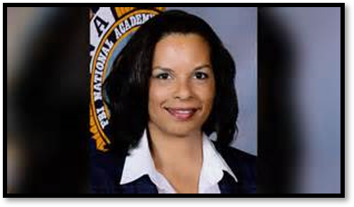 Meet Role Model #2, Morrisville Police Chief, Patrice Andrews