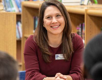 Meet Role Model #7: Mariah Morris, NC Teacher of the Year 2019